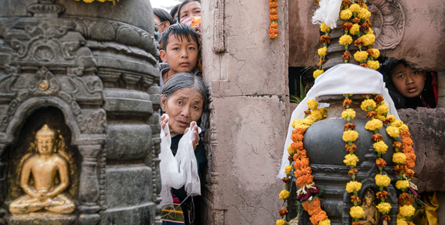 Паломничество в храм Махабодхи