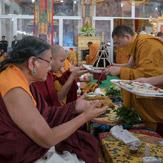 В Бодхгае прошел третий заключительный день посвящения Калачакры