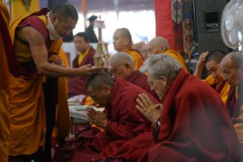 В Бодхгае завершилось посвящение Калачакры