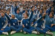 Лекции в Нью-Дели