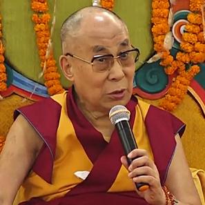 Специальный репортаж. Далай-лама открыл монгольский храм в Бодхгае