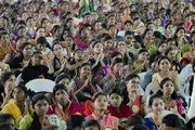 Открытие Национального женского парламента