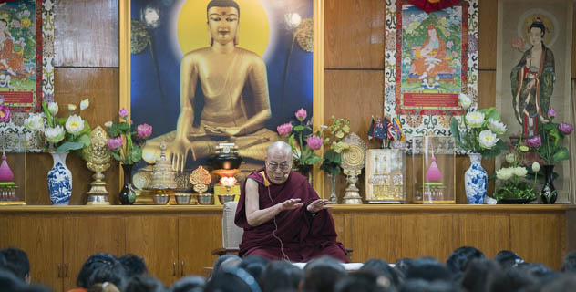 Дээрхийн Гэгээнтэн Далай Лам төвөдийн эмэгтэйчүүдийн төлөөлөлтэй уулзлаа