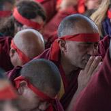Далай-лама даровал посвящение Тысячерукого Авалокитешвары