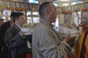Далай-ламе поднесли молебен о долгой жизни