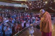 Открытие конференции «Буддизм в 21-м веке»