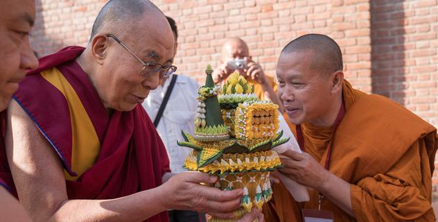 Второй день конференции «Буддизм в 21-м веке»