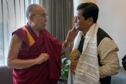 Далай-лама прибыл в Гувахати