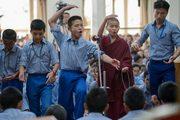 Учения по просьбе тибетской молодежи