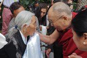 Далай-лама прибыл в Ньюпорт-Бич