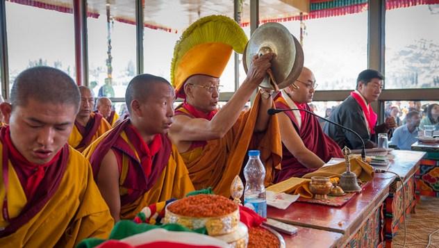 Его Святейшество Далай-лама отметил свой день рождения в Ладаке