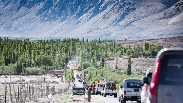 Далай-лама посетил церемонию закрытия Великих летних диспутов