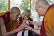 Учения в монастыре Самтенлинг