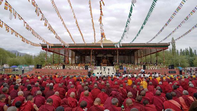 Второй день учений по поэме Шантидевы «Путь бодхисаттвы»