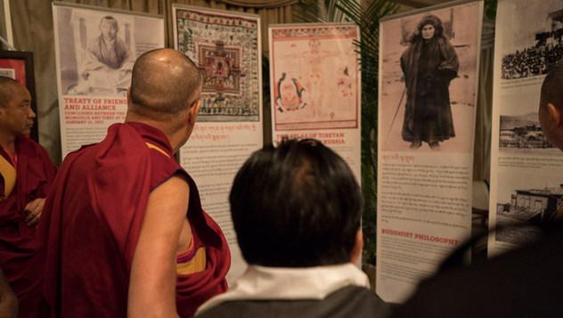 Далай-лама принял участие в диалоге «Природа сознания» между российскими и буддийскими учеными-философами
