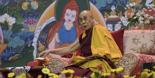 Прямая трансляция. Учения Его Святейшества Далай-ламы в Риге