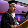 В Пизе Далай-ламе вручили диплом почетного магистра Пизанского университета и прошел второй день симпозиума «Наука об уме – наука о реальности»