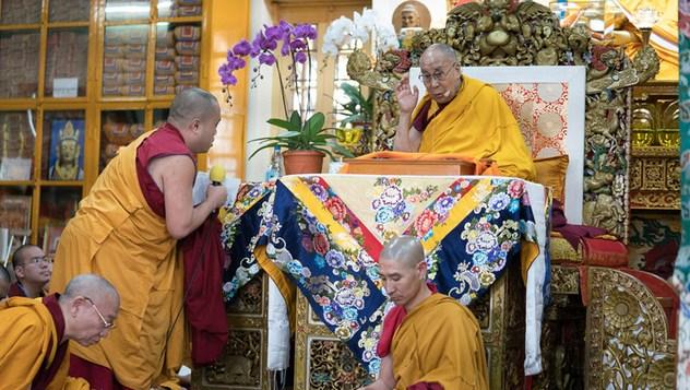 Третий день учений по трактату Чандракирти «Вступление на срединный путь»