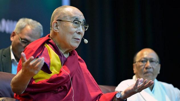 Далай-лама посетил штат Манипур