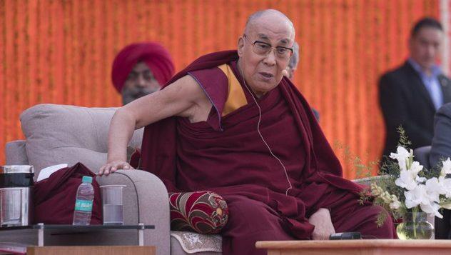 Пояснение к ответу Далай-ламы на вопрос одного из студентов во время встречи в Мератхе