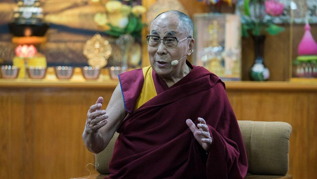 Далай-лама: «Наше будущее в наших руках»