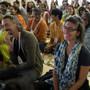 В Мумбаи Далай-лама прочел лекцию по просьбе общества «Видьялоке»