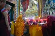 Далай-лама прибыл в Мундгод