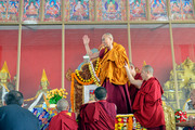 Учения в монастыре Дрепунг Лоселинг