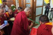 Открытие центра медитации и науки монастыря Дрепунг Лоселинг