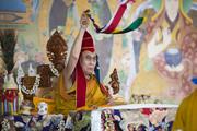 Посвящение Хаягривы в монастыре Сера Чже