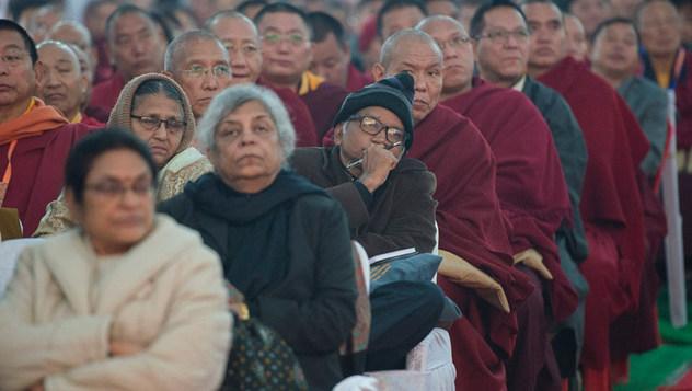 В Сарнатхе состоялся первый день конференции по вопросам ума в свете воззрений индийских философских школ и современной науки
