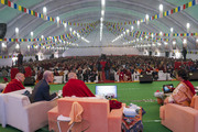 Первый день конференции в Сарнатхе