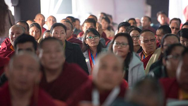 Второй день конференции по вопросам ума в свете воззрений индийских философских школ и современной науки