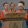 Празднование золотого юбилея Центрального института высшей тибетологии