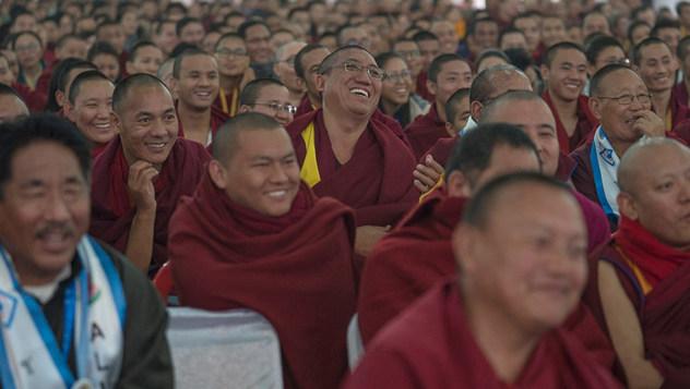В Сарнатхе состоялось празднование золотого юбилея Центрального института высшей тибетологии