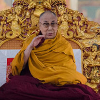 Прямая трансляция. Учения Его Святейшества Далай-ламы в Бодхгае. 14–21 января