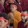 Далай-лама даровал посвящение одиночного Ямантаки