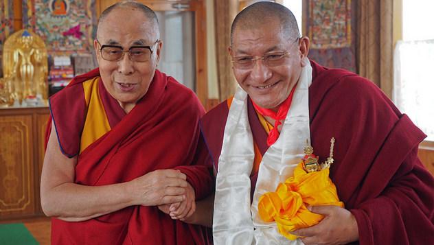 Завершился визит Далай-ламы в Бодхгаю