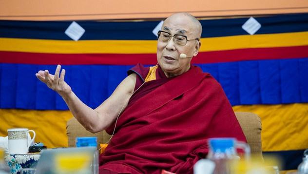 В Дхарамсале состоялся четвертый день диалога Далай-ламы с учеными