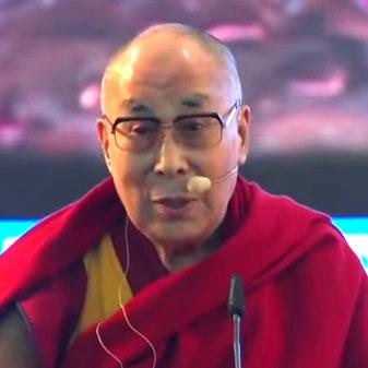 Далай-лама. Послание к Новому году