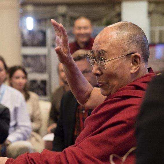 Далай-лама. Обращение к российским ученым
