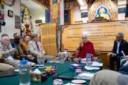 Диалог Далай-ламы и российских ученых