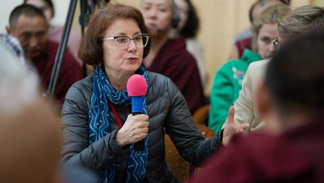 Второй день диалога между российскими и буддийскими учеными
