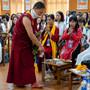 Далай-лама даровал разрешение на практику Белого Манджушри вьетнамским буддистам