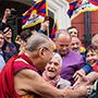 Далай-лама прибыл в Литву