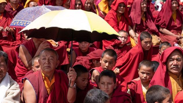 Празднование 83-летия Его Святейшества Далай-ламы
