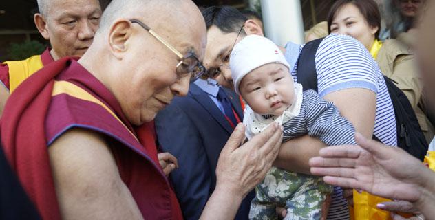 Учения Его Святейшества Далай-ламы в Риге. Ваши фотографии
