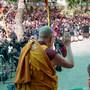 Посвящение долгой жизни и молебен о долголетии Далай-ламы