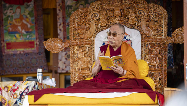 Далай-лама начал учения в Занскаре
