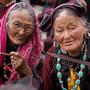 Благословение Авалокитешвары и молебен о долголетии Далай-ламы